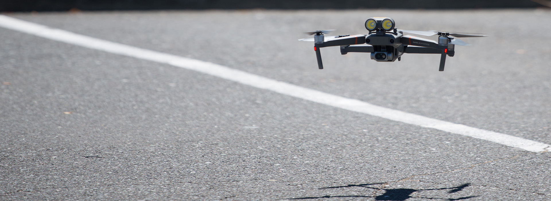Police drone law enforcement technology